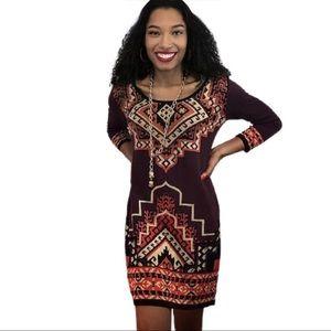 🍍Flying Tomato Cleopatra Sweater Dress, Sz. Smal